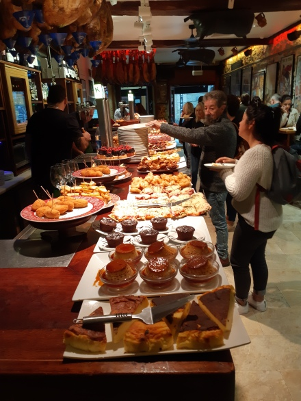 101 Pintxos in the Old Town 3
